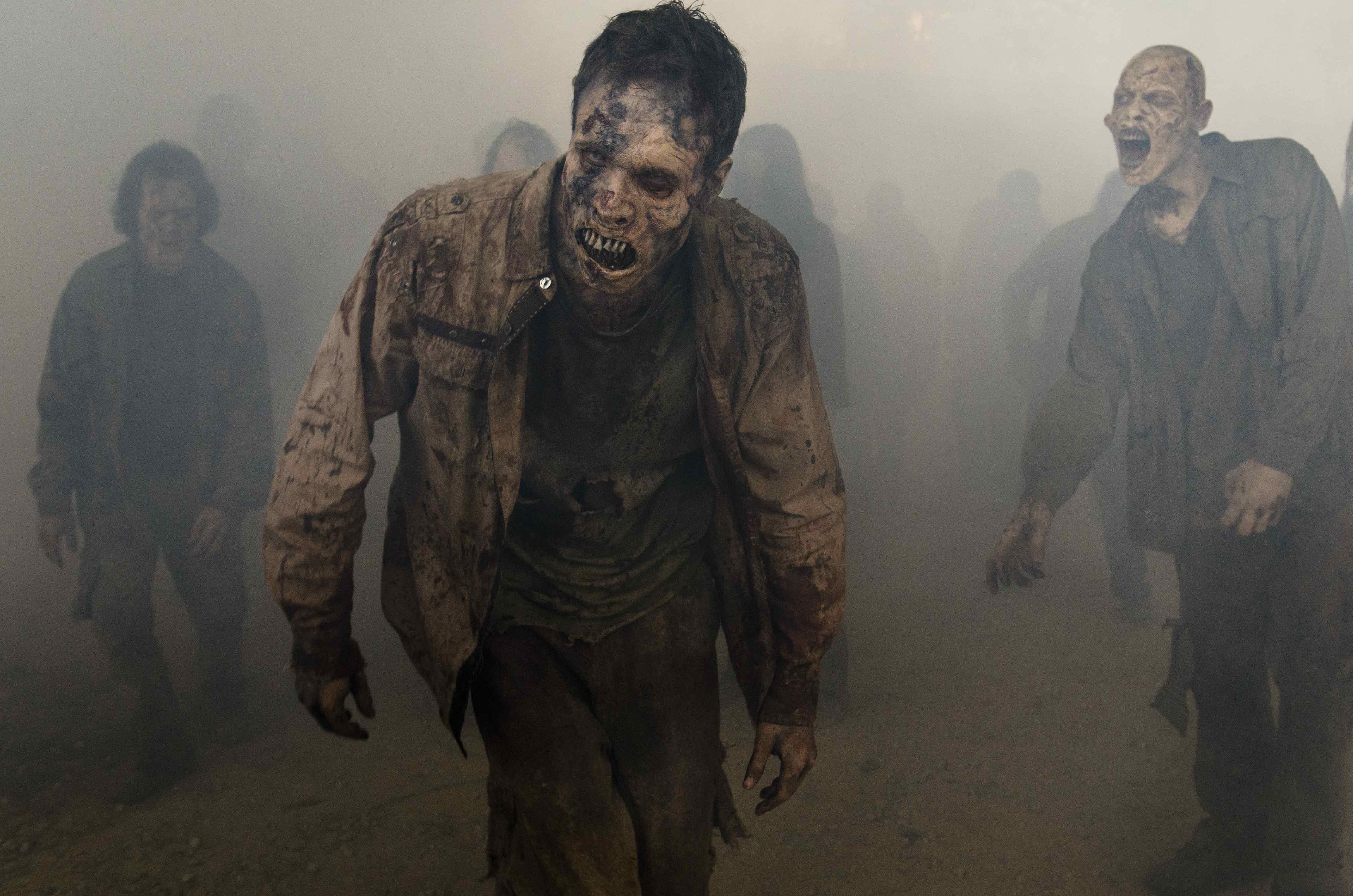 Walker- The Walking Dead _ Season 7, Episode 1 - Photo Credit: Gene Page/AMC